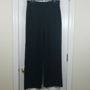 St. John Collection Wide Leg Pants